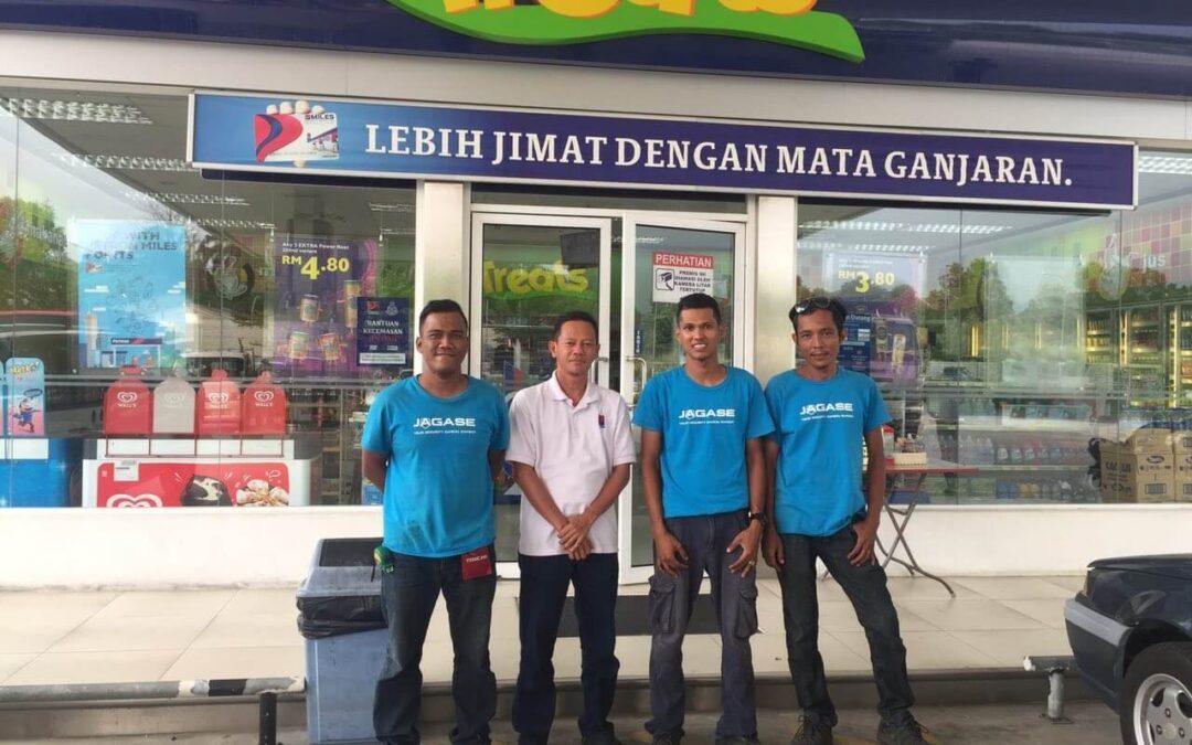 Project Highlights :  Petron Bandar Rincing
