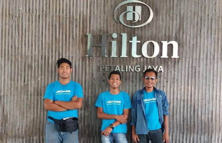 Project Highlights : Hilton Hotel